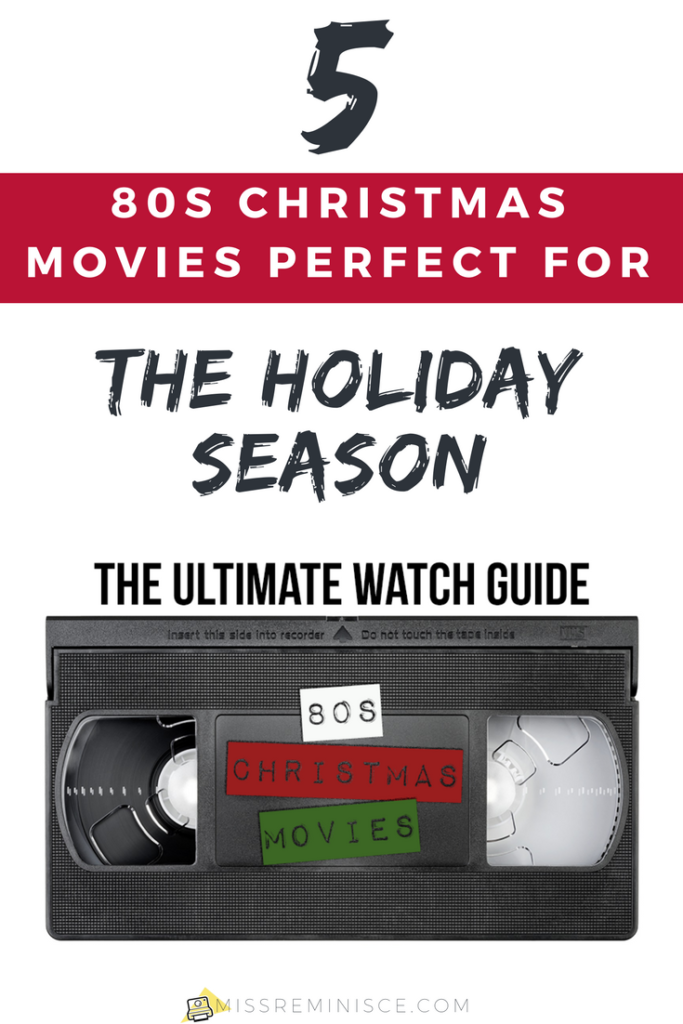 Ultimate Watch Guide 80s Christmas Movies