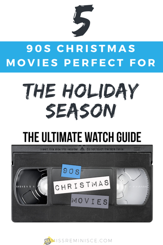 Ultimate Watch Guide 90s Christmas Movies